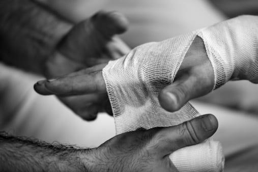 deuil processus cicatrisation