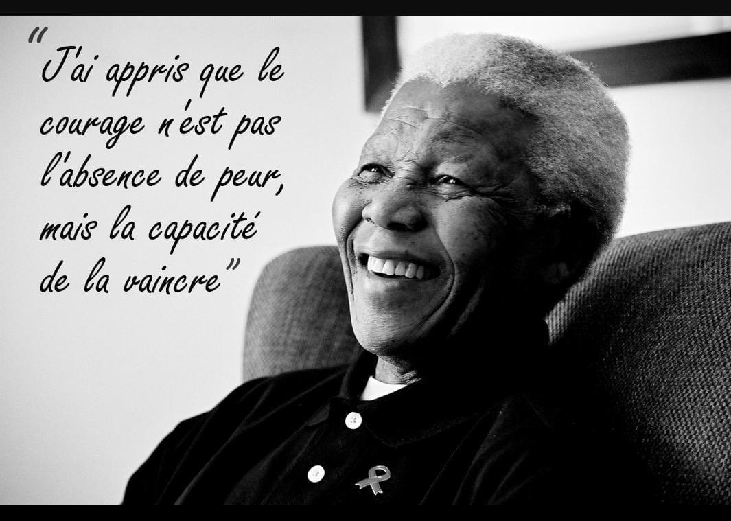 Toutes les citations de Nelson Mandela - Evene